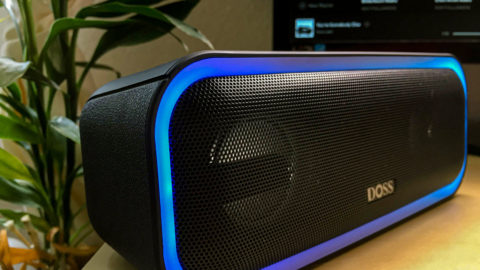 DOSS SoundBox Pro Plus Bluetooth Lautsprecher
